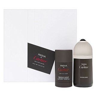 Cartier Pasha de Cartier Edition Noire Gift Set 100ml