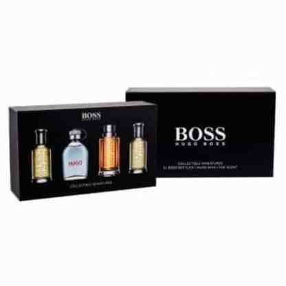 Hugo Boss Man Miniatures Gift Set