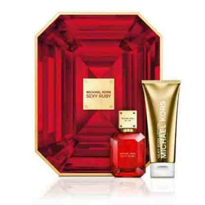 Michael Kors Sexy Ruby Gift Set 50ml EDP