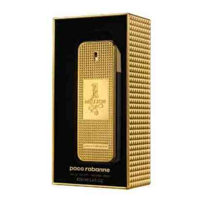 Paco Rabanne 1 Million Eau de Toilette 100ml Collector Edition in box