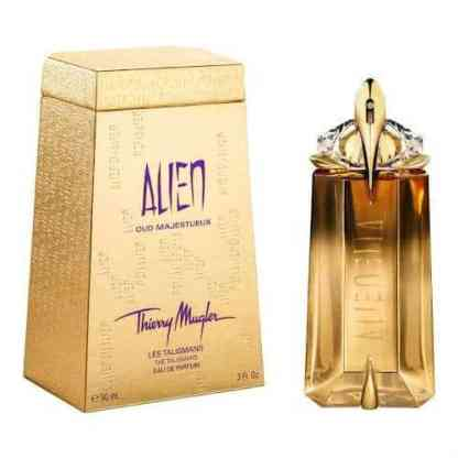 Thierry Mugler Alien Oud Majestueux 90ml in Box