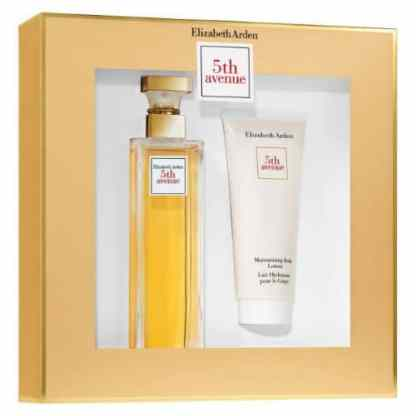 Elizabeth Arden Fifth Avenue Gift Set 125ml EDP with lotion
