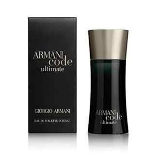 Giorgio Armani Code For Men Eau De Toilette 50ml