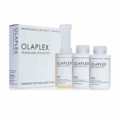 Olaplex Traveling Stylist Kit Gift Set No1 and No2