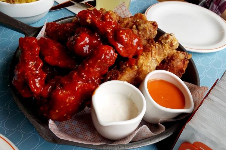 BIRD: Gluten Free Fried Chicken & Chips! {London}