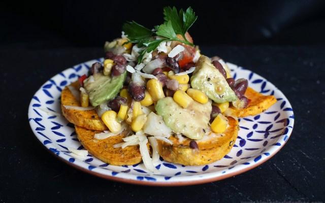 Southwestern Style Sweet Potatoes