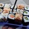 Boots gluten free sushi - upgraded gluten free soy sauce