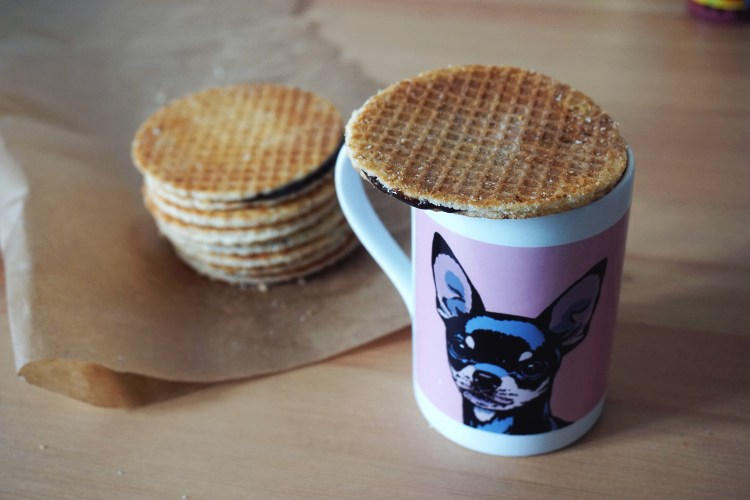 Gluten Free Dutch Waffles | How to Make Stroopwafels