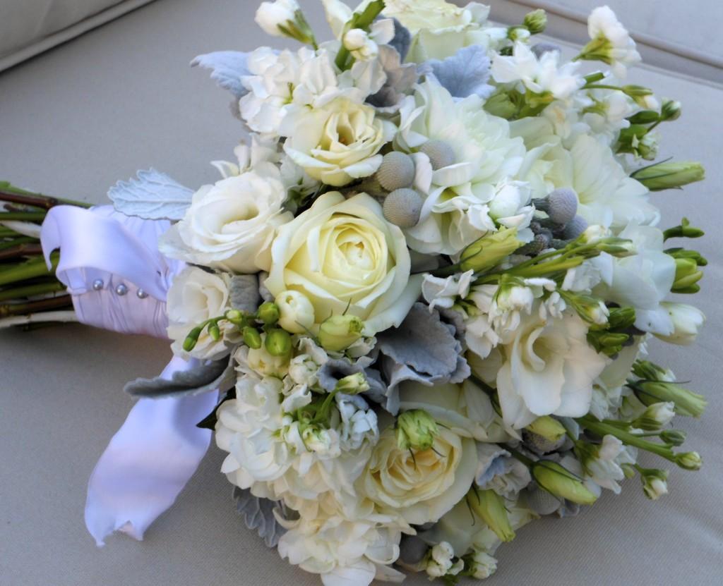 wedding bouquets kim jon