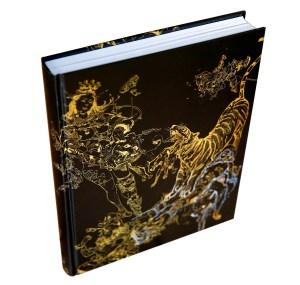 Kim Jung Gi sketchbook 2016-03