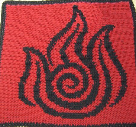 Blanket - fire