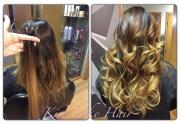 kim lake hair extensions salon