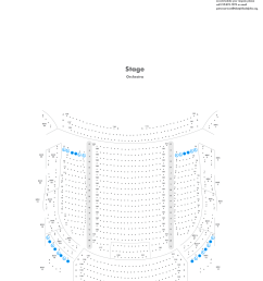 image of verizon hall orchestra level seating chart [ 1500 x 2025 Pixel ]