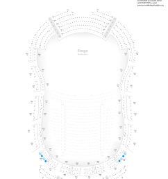 verizon hall first tier seating chart [ 1500 x 2025 Pixel ]