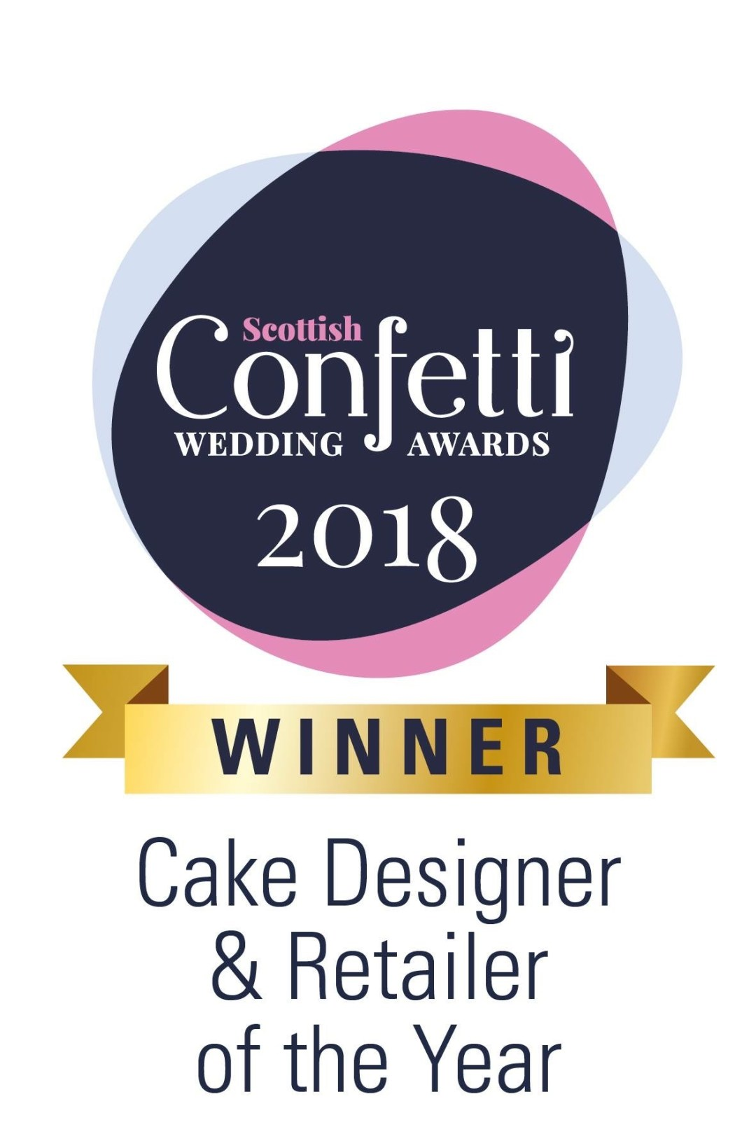 Wedding Cake Designer of the Year - Confetti Awards