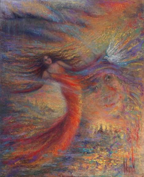 Gallery Of Kim Novak S Paintings