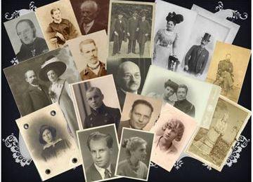 Przodkowie, moi przodkowie i ja