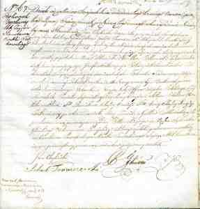 Akt zgonu Stanisława Polkowskiego - 1858 rok