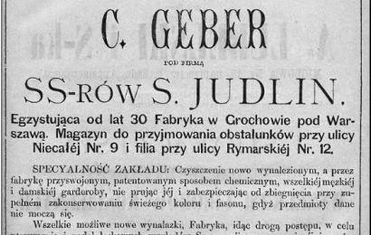 Imigracja moich przodków z Alzacji do Polski