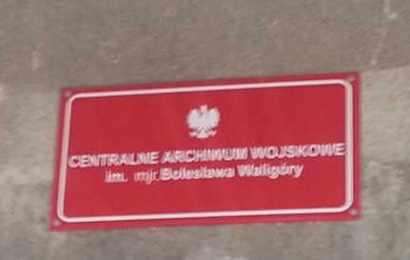 Centralne Archiwum Wojskowe