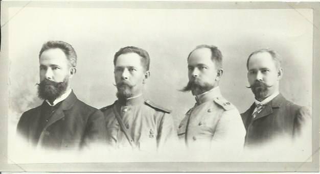 Bracia Polkowscy: Wincenty Karol Mieczysław Wacław