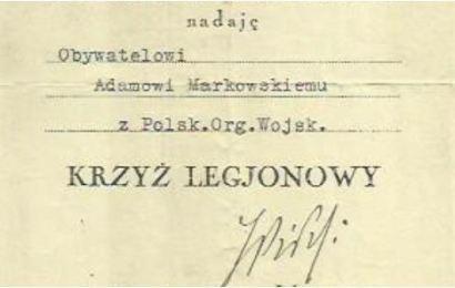 Mój Dziadek był Peowiakiem