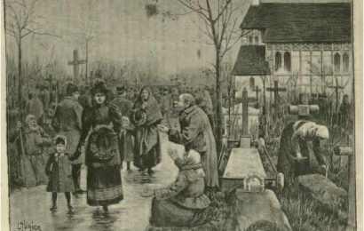 Cmentarz bródnowski czyli brudzieński