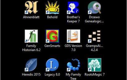 Najlepszy program obsługujący drzewo genealogiczne