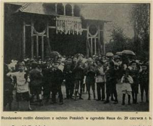 Towarzystwo Przyjaciół Grochowa - szkoły i ochronki