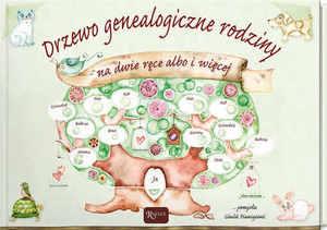 albumy genealogiczne Drzewo genealogiczne rodziny