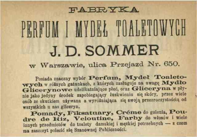 Kim byli przodkowie Kazimierza Sommera JD
