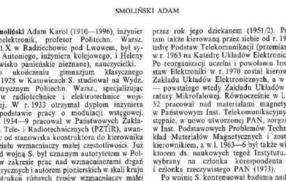 Polski Słownik Biograficzny a genealogia