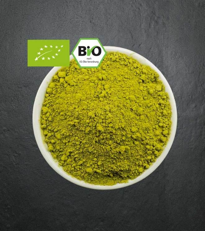 Tee in Bio-Qualität I Bild: KimonoManufaktur.de