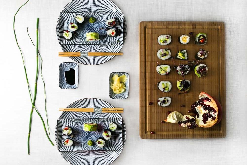 Sendan Sushi Set I Bild: KimonoManufaktur.de