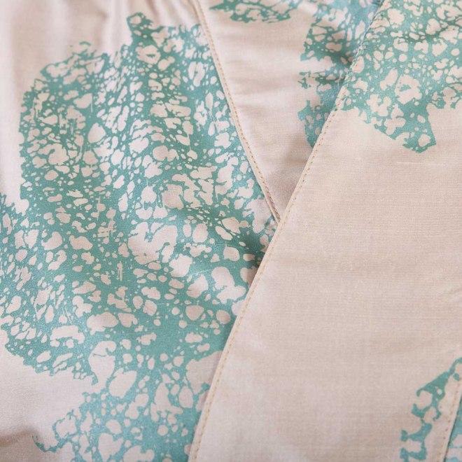 Seiden-Kimono   Jade-Muster   Credits: KimonoManufaktur