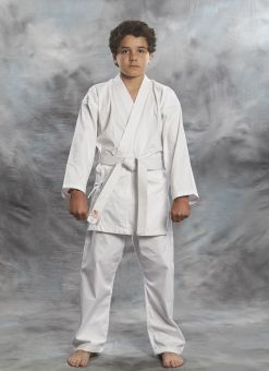 karate gi dax 8oz para niños