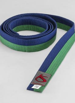 GREEN BLUE BELT FOR MARTIAL ARTS 1