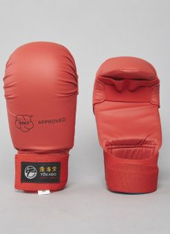 KARATE GLOVES TOKAIDO RED
