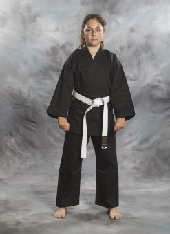 KARATE GI, DAX BEGINNER, BLACK 1