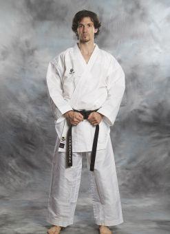 pack kumite wkf (karate gi kumite master pro 5oz wkf para adultos)