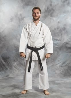 karate gi tsunami silver 12oz