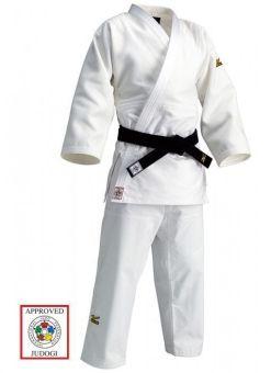 JUDOGI, MIZUNO YUSHO III, IJF APPROVED, 750 G., WHITE 1