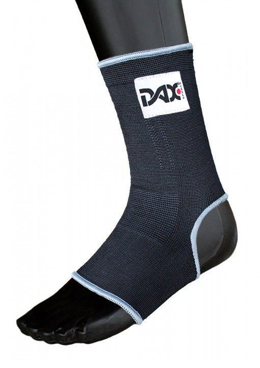 tobillera elástica de competición negra DAX
