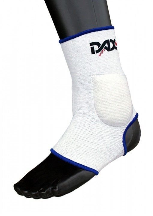 tobillera elástica DAX blanca