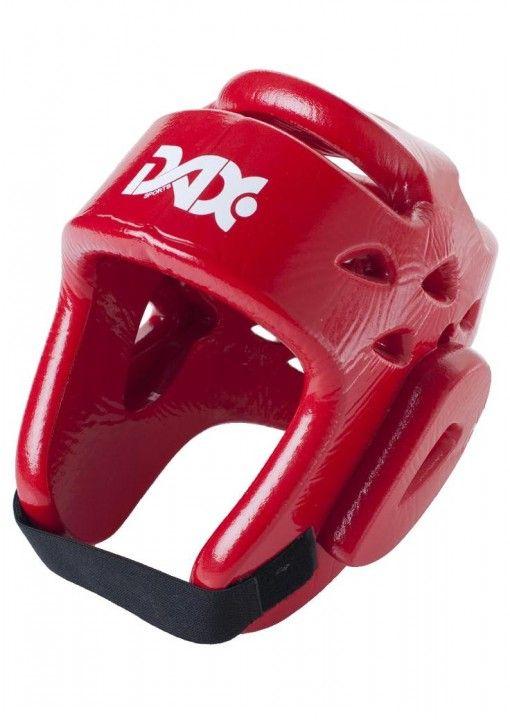 Casco Ligero Rojo Protector