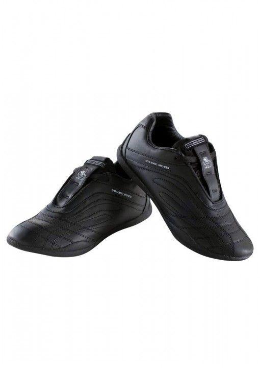 zapatos artes marciales DAX Dinamic - negros
