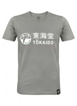 Tokaido Athletic T-shirt, Dark Gray