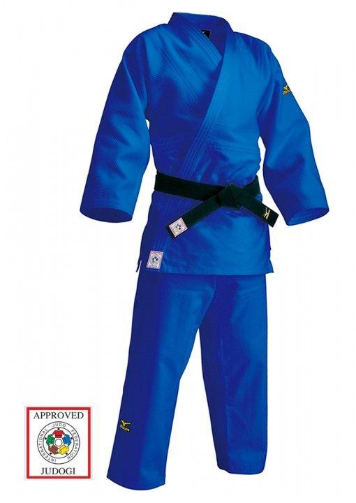 judogi mizuno mujer
