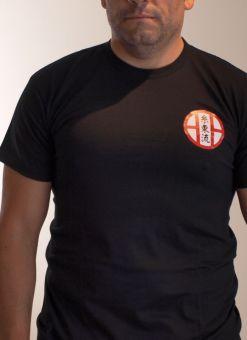 Camiseta karate shito ryu