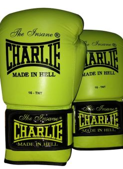 Guantes Boxeo Lime